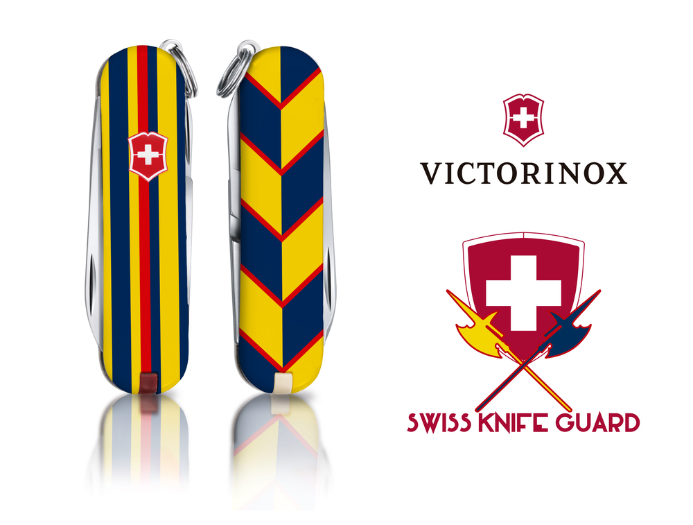 Behind The Brand: The Story Of Victorinox Swiss Army