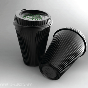 UNE COFFEE CUP