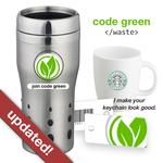 Code Green: </waste>