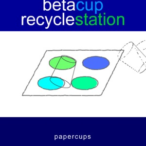 betacup recycle station