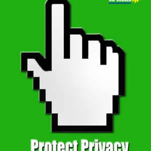 Protect your Privacy- check