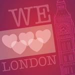 we ♥ london