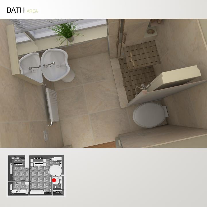 A 12 bath bigger