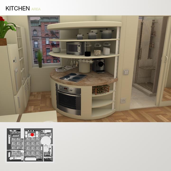 A 04 kitchen bigger