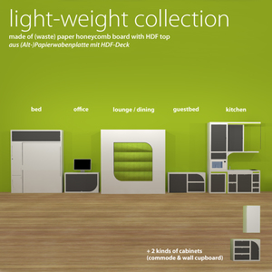 light-weight collection