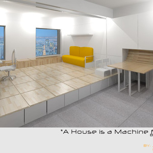 Machine for Living