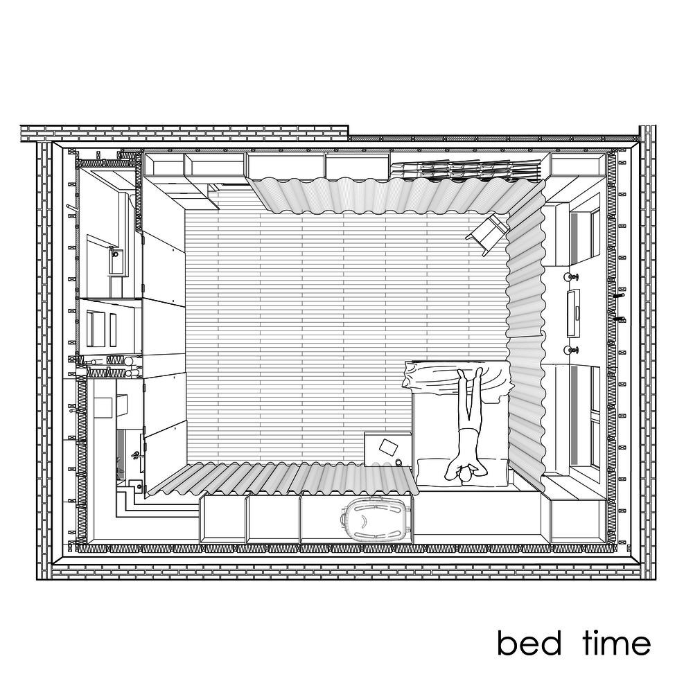 Bed time bigger