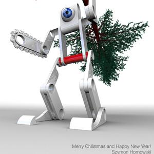 e-mail robot cards