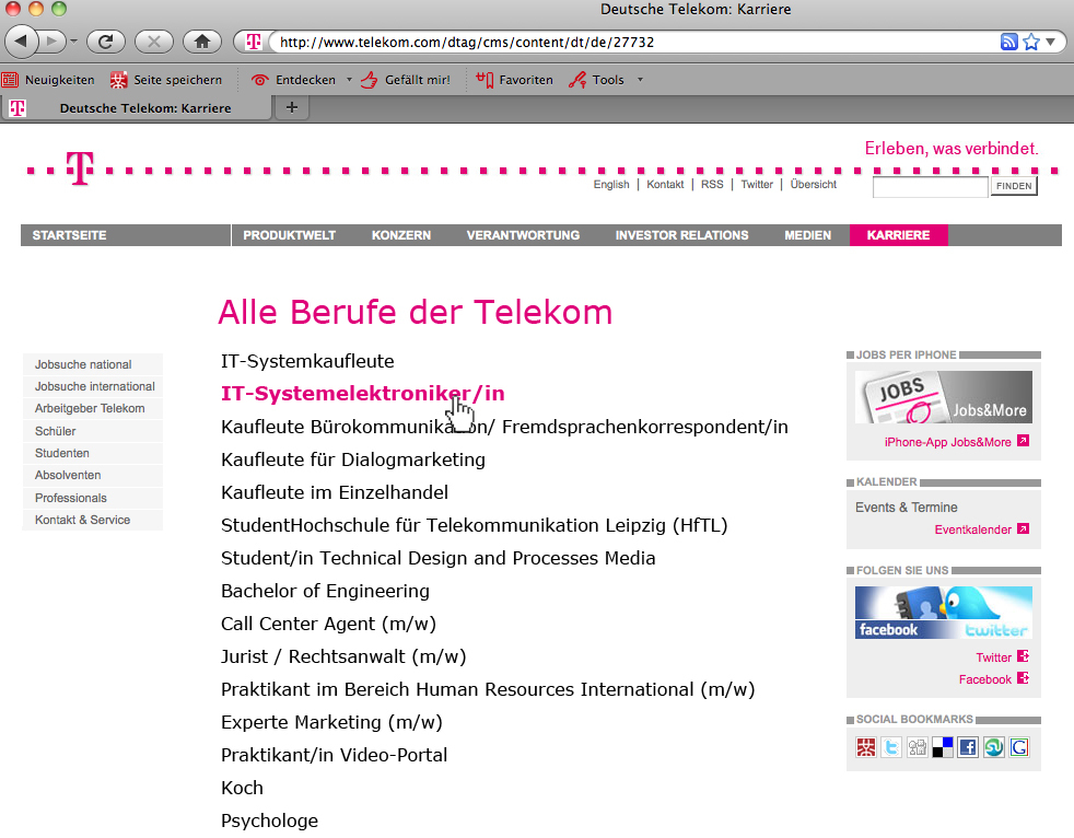 telekom live chat