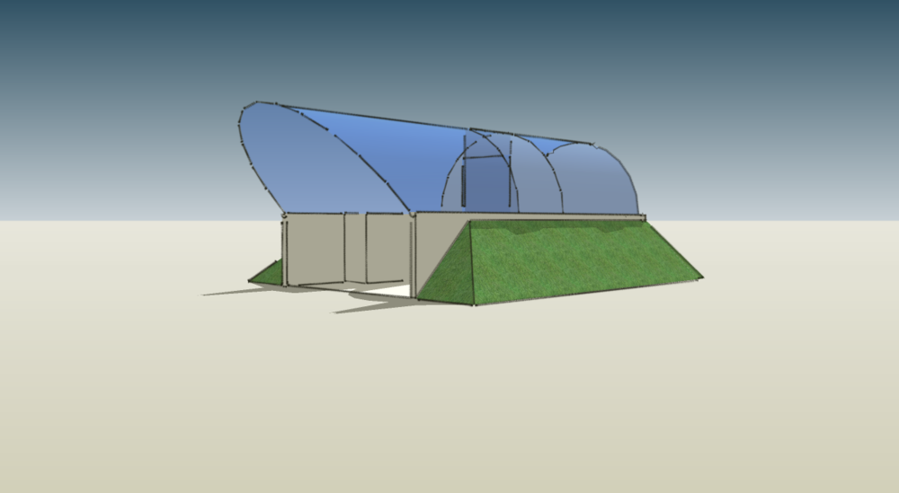 Jovoto the pipe 39 the 300 house 39 challenge 300 house - The cork hut a flexible housing alternative ...