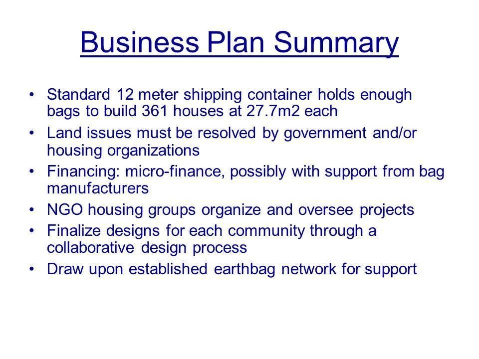 Business plan8 bigger