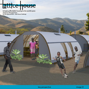 Lattice House