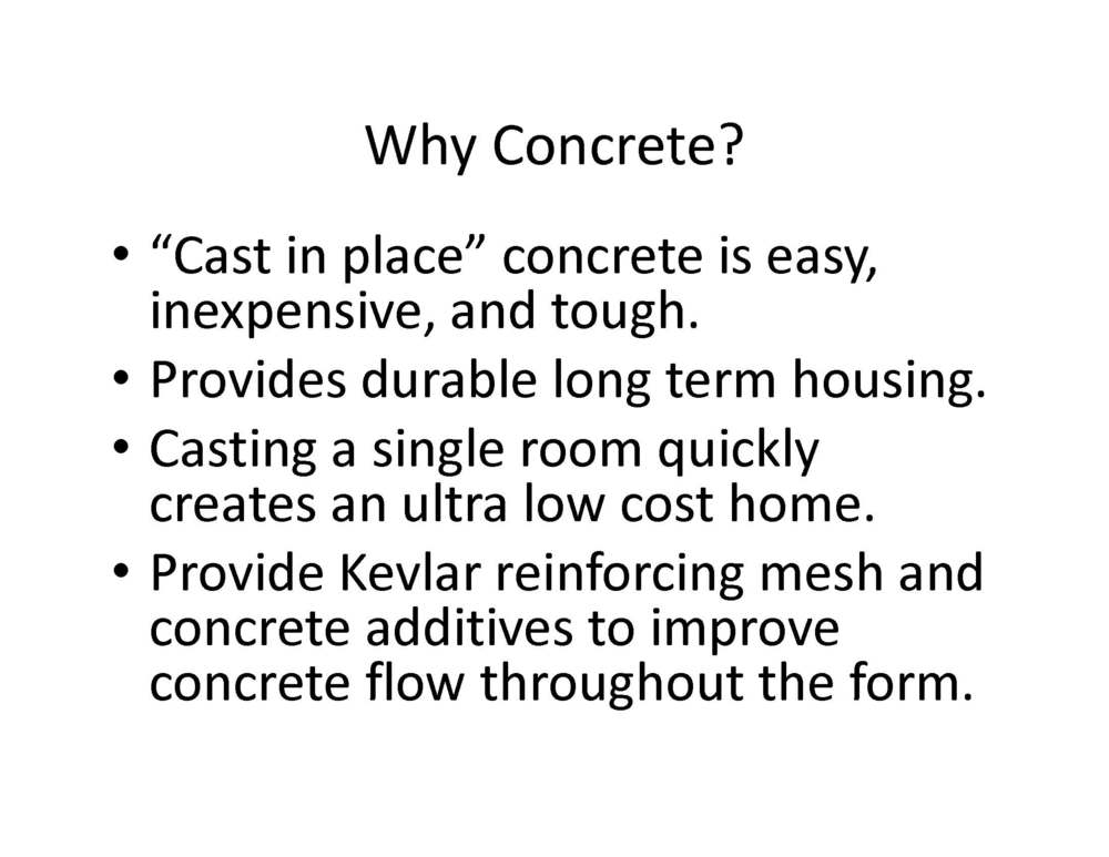 Method for casting concrete homes page 03 bigger