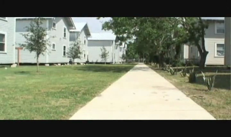 Video blocks house bigger