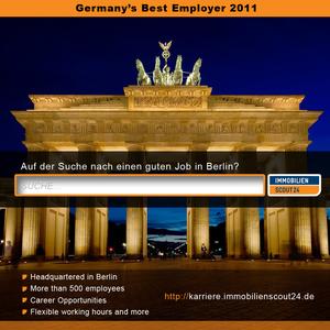 Auf der Suche nach einen guten Job in Berlin?