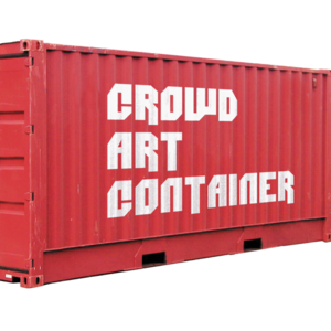 Crowd Art Container