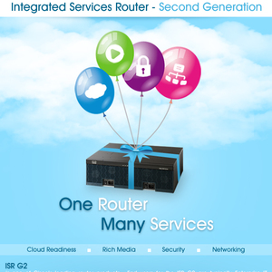One Router Many Services (updated)