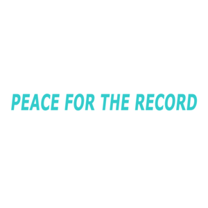 Peace for the record