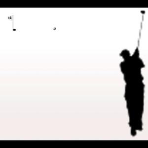 Der Golfer und das Ei