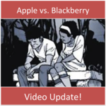 Apple vs. Blackberry