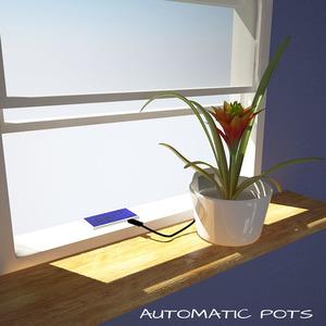 Automatic pots