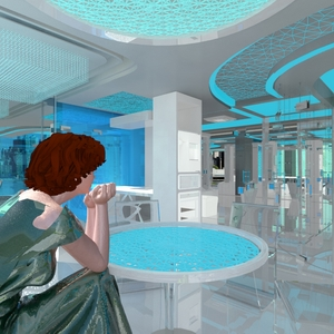 future space : smart room/ hotel