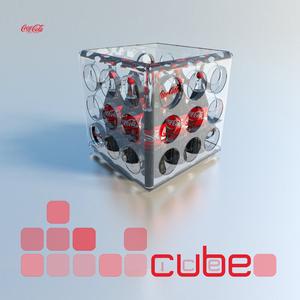 Coca-Cola ice CUBE
