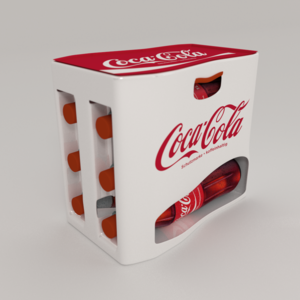 coca manual distributor machine