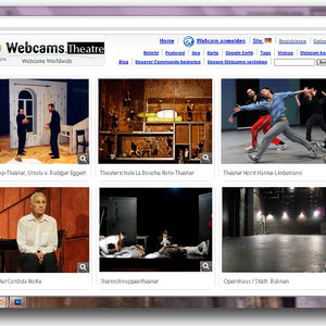 www.webcams.theatre