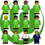VFL Wolfsburg Lego