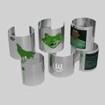 Unisex cuff/sleeve bangles