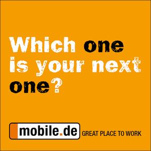 mobile.de  - Welcher ist dein Nächster?