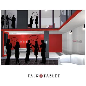 Talk @ Tablet