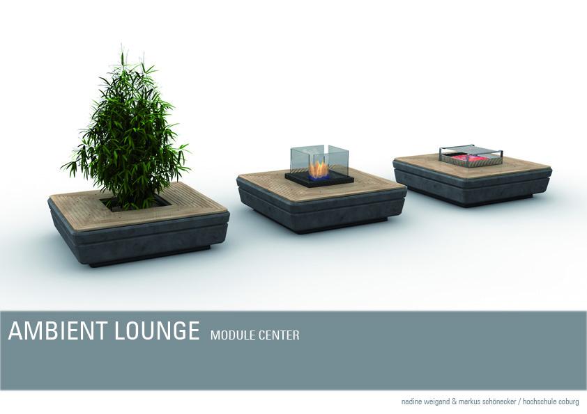 Module center bigger