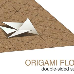 origami floor