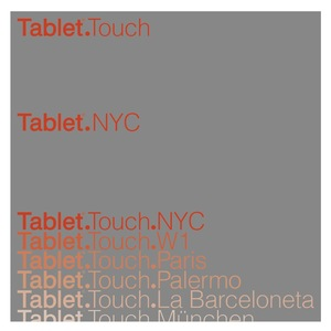 Tablet.Touch.NYC
