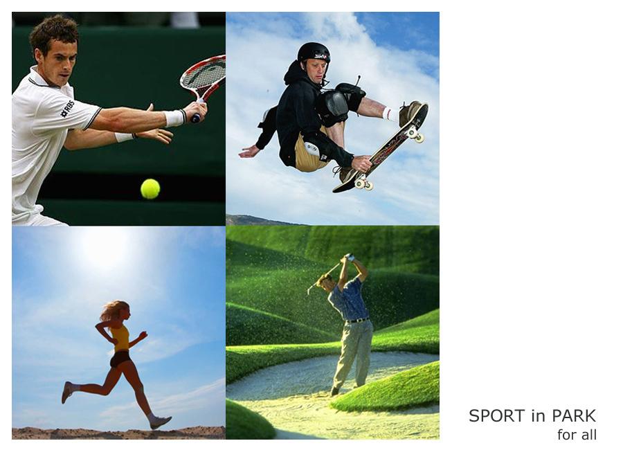 Sport bigger