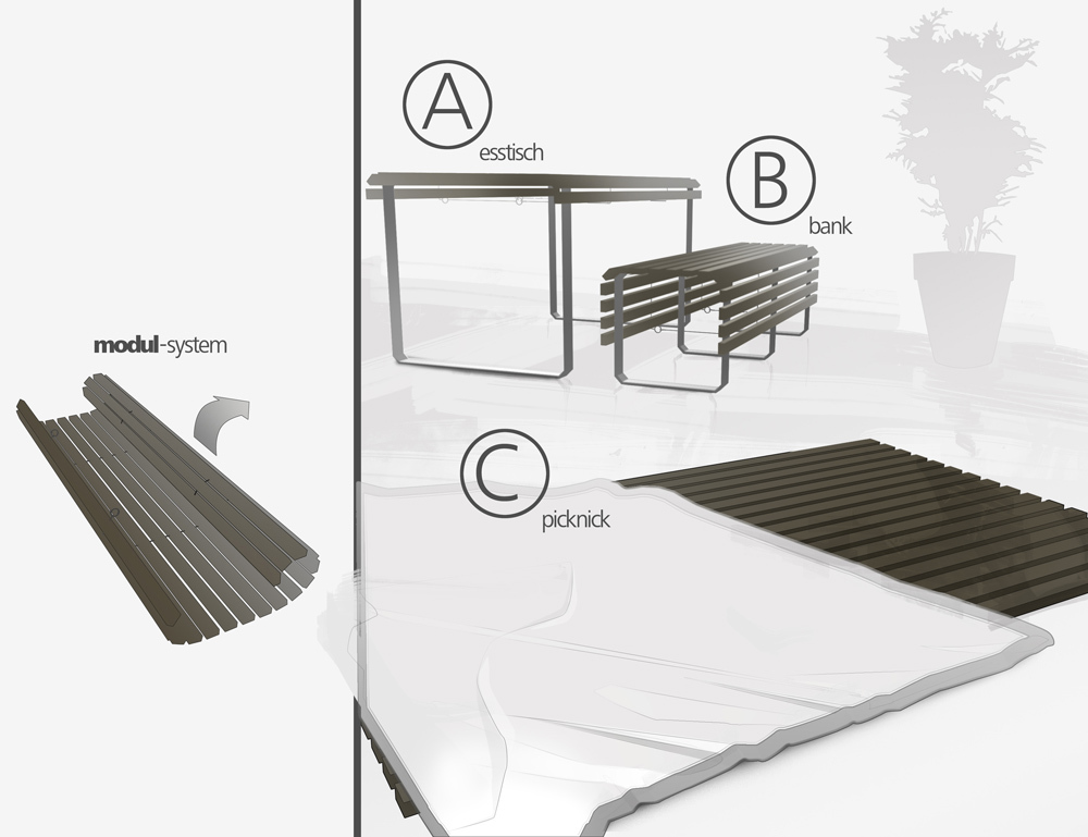jovoto spr ssling dining outdoors garden unique. Black Bedroom Furniture Sets. Home Design Ideas