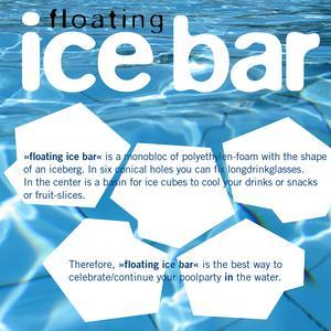 floating ice bar