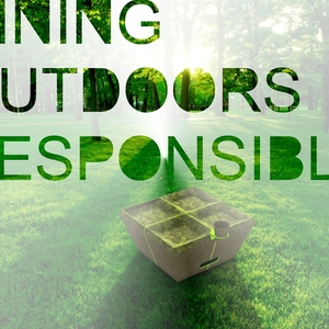 Dining Outdoors Responsibly