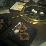 Portable BBQ Patio Set