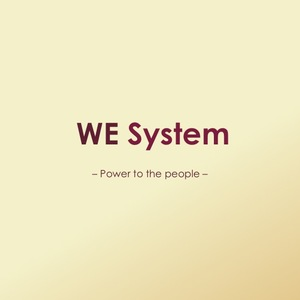 WE System - power to the people