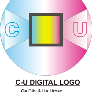C-U digital LOGO- Option 2.