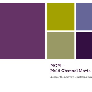 Multi Channel Movies
