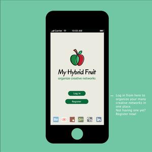 My hybrid fruit