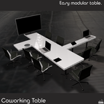 Coworking Table
