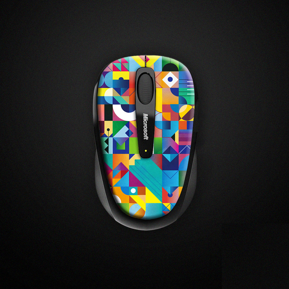 Mouse bigger