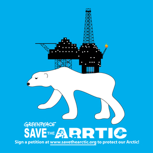 Oil drilling in Arctic is slow commit suicide act!