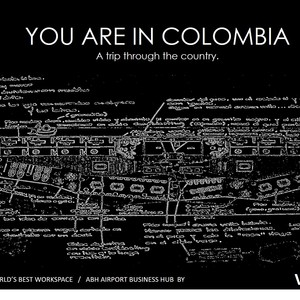 You are in Colombia.