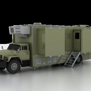 Military Bus